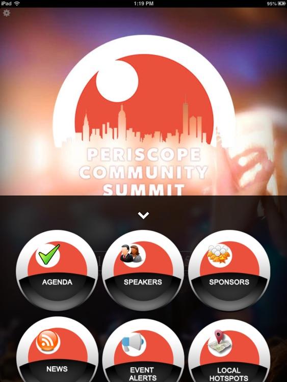 Periscope Community Summit HD