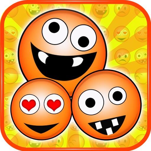 111 Impossible Color Emoji Match 3 Puzzle Mania Pro