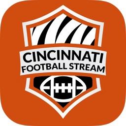 Football STREAM+ - Cincinnati Bengals Edition