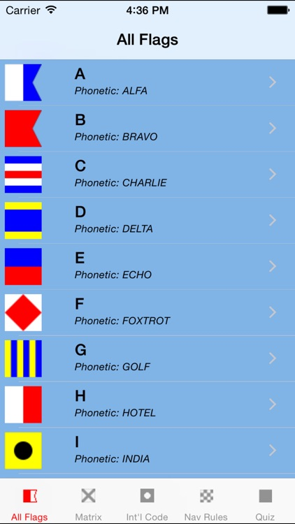 Signal Flags screenshot-0