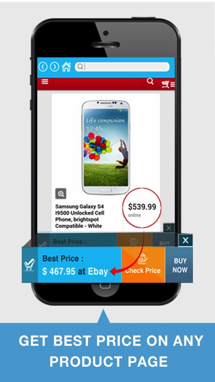ValueTag: Automatic Coupons Deals & Best Price Scan