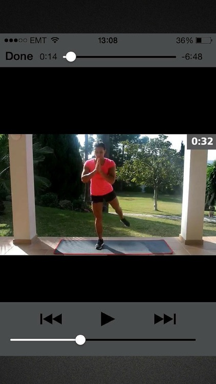 Home Fitness for Women – Exercise Program for Burning Calories screenshot-4