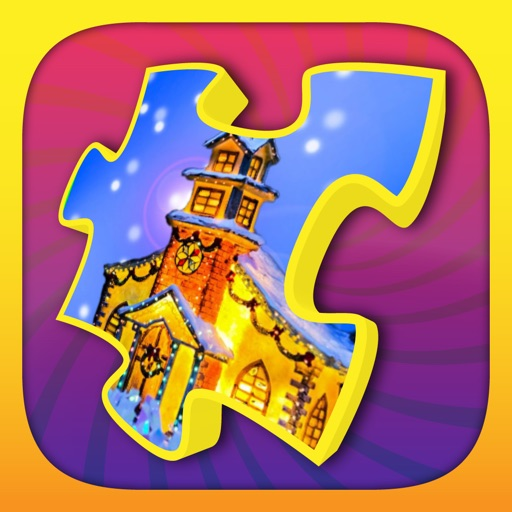 Jigsaw Puzzles: Christmas Games