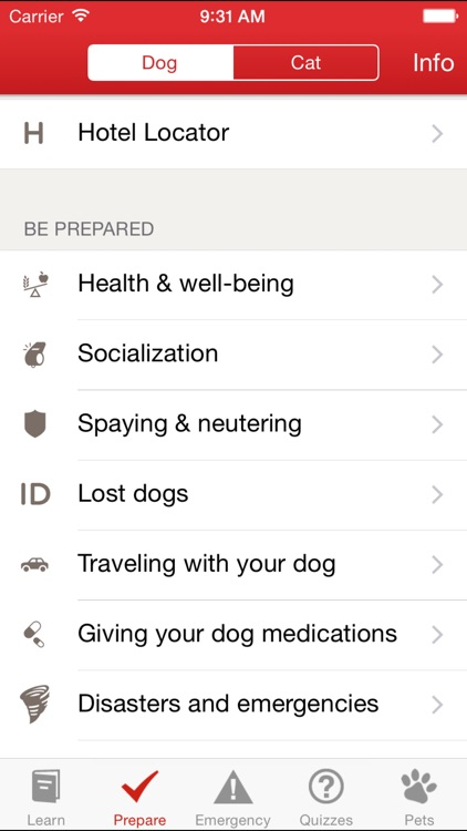 Pet First Aid by American Red Cross screenshot-4