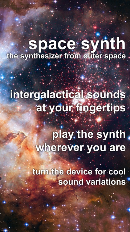 space synth