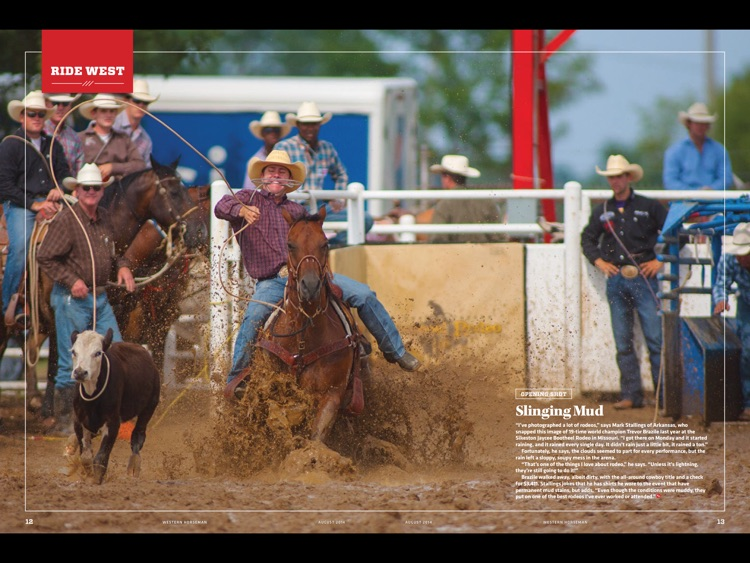 Western Horseman Magazine screenshot-1
