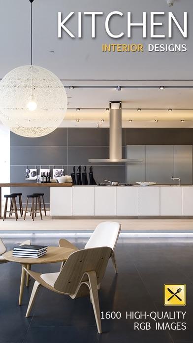KITCHEN Interior Designs: Plans, Renovation & Accessories Screenshot