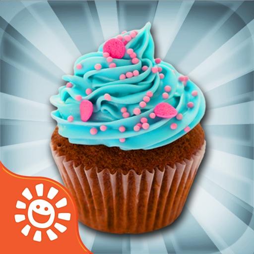 Cupcake Maker Games - Play Make & Bake Sweet Crazy Fun Cupcakes Free Family Game!