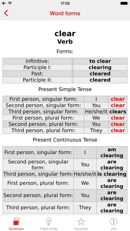 English - Vietnamese Berlitz Basic Dictionary screenshot-4