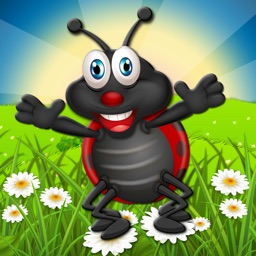 Happy Bugs ~ new best free bug flight game