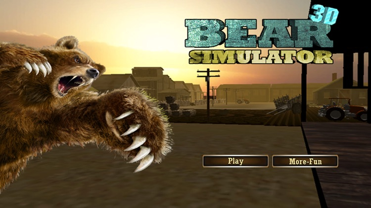 3D Bear Simulator – wild adventure simulation game