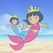 Match For Dora Mermaid Princess and Friends