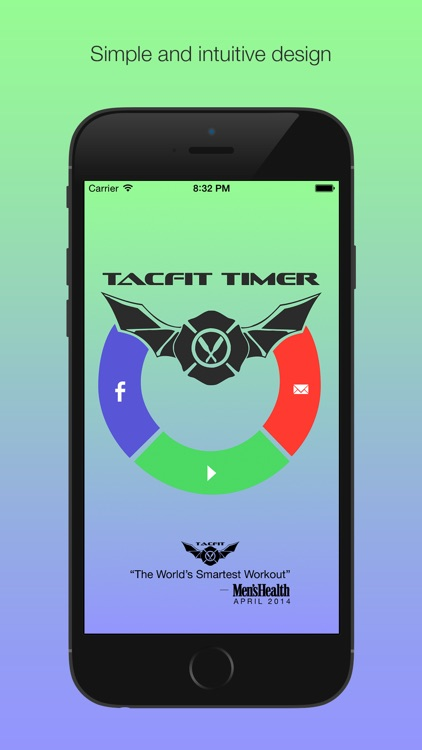 Tacfit Timer screenshot-0