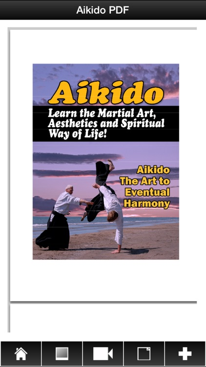 Aikido Plus - Learning The Art of Self Defense with Aikido ! screenshot-3