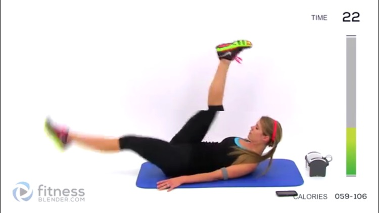 Pilates Fat Burning screenshot-3