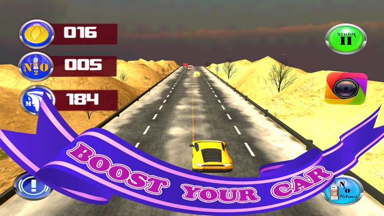 3D Racing Car Driving Simulator Pro screenshot-3