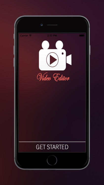 Video Editor : Add Music To Your Videos