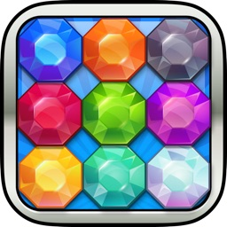 Jewel Match Crush - Simple and Addictive game