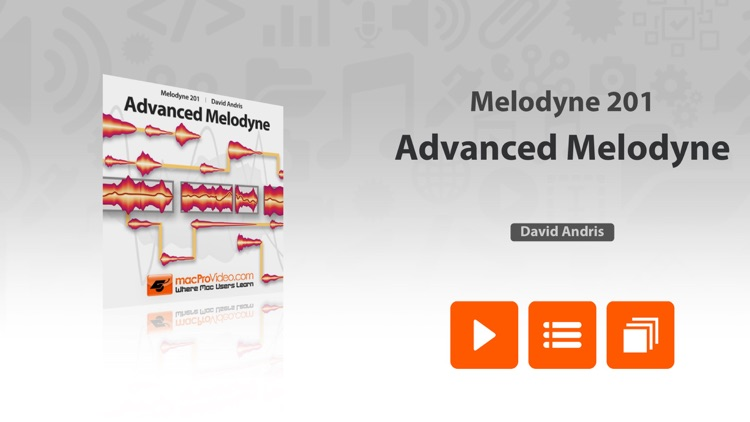Course For Melodyne 201 - Advanced Melodyne