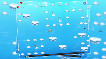 Naval Ice Breaker : The Arctic Journey To Save Polar Bears - Free Edition screenshot four