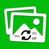 Geekme - Image Converter - Image to PNG, JPG, JPEG, GIF, TIFF artwork