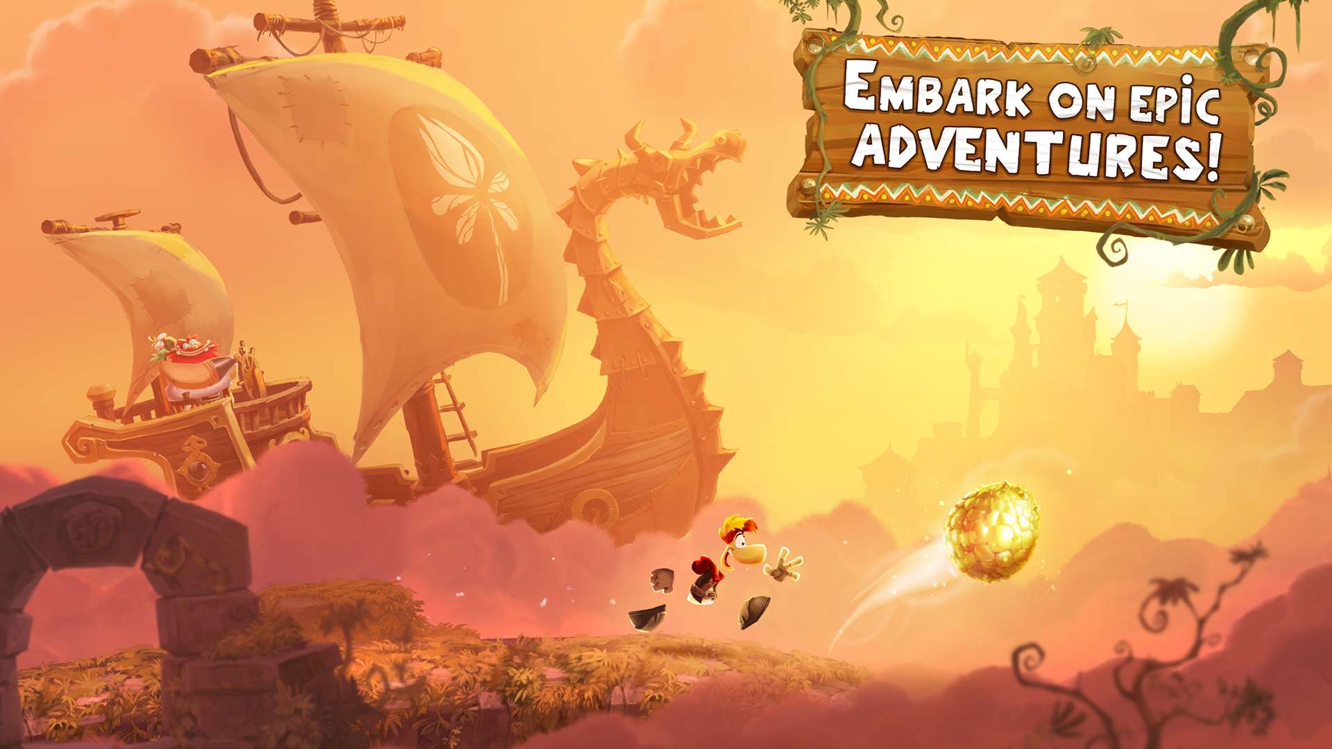 Rayman Adventures screenshot 11