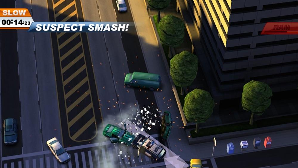 Smash Cops Cheat Codes
