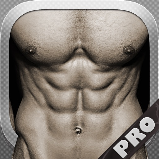 Ab Trainer X PRO HD - Six Pack Abs Exercises & Workouts icon