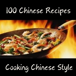 Chinese Style Cookbook:Collection of 100 succulent Chinese Recipes