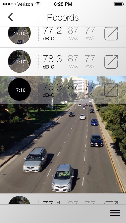 Sound Level Meter Pro screenshot-3