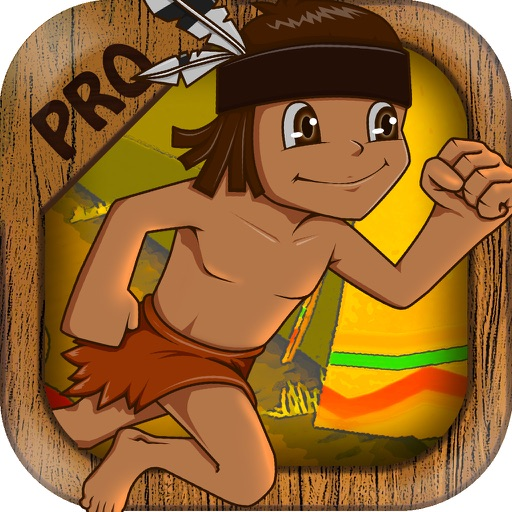3D Pilgrim and Indian Thanksgiving Infinite Run Game PRO