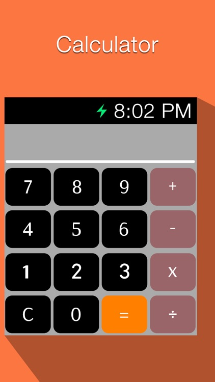 Calculator for Watchh