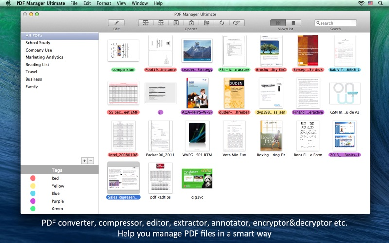 PDF Manager Ultimate   App Price Drops