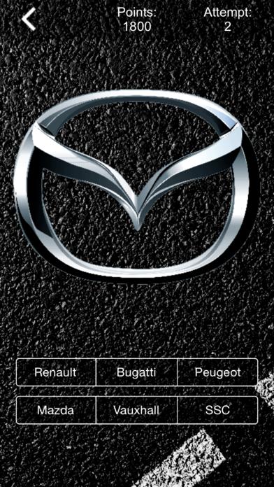 Descargar Coche Logo Cuestionario 2015 - Adivinar Auto Marcas! para Android