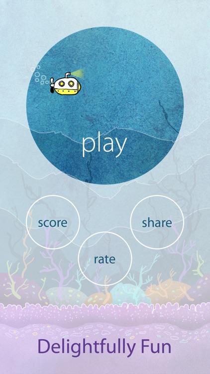 Lemon Sub 2: Flappy Goes Underwater screenshot-4
