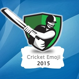 2015 Cricket World Cup Emoji