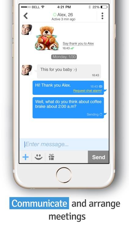Wishdates - chat and dating screenshot-3