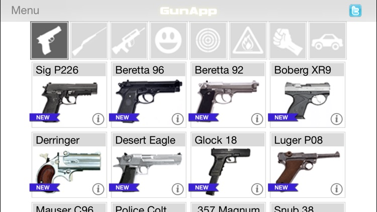 GunApp screenshot-0