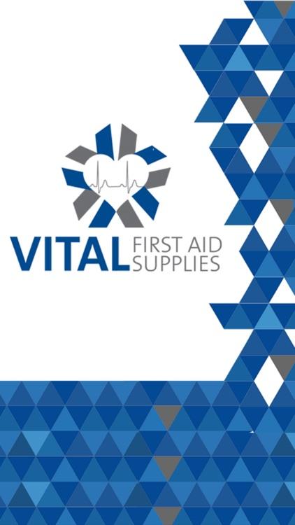 Vital First Aid Supplies
