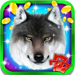 Lucky Wild Wolf Moon Casino: Free Slot Machines with Progressive Jackpot and Poker Bonus Chips