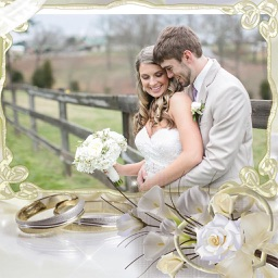 Wedding Photo Frames Deluxe