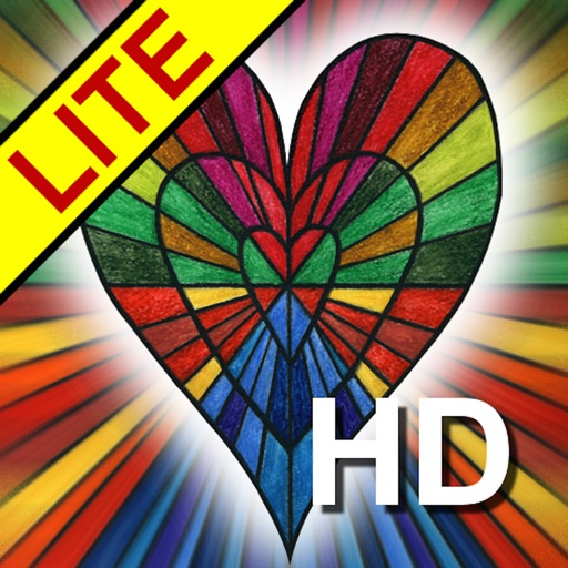 Angel Love Hearts HD LITE Oracle Cards - Seraphina Elvenstone