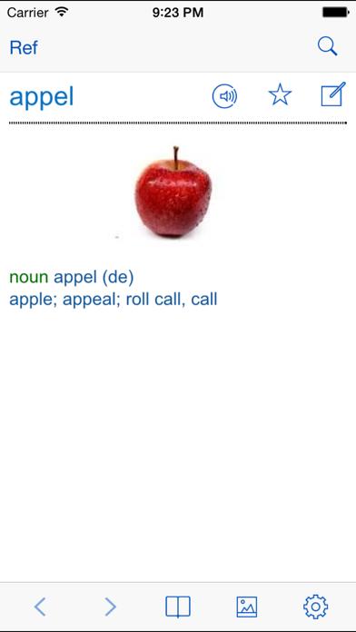 Dutch-English Dictionary Freeのおすすめ画像2