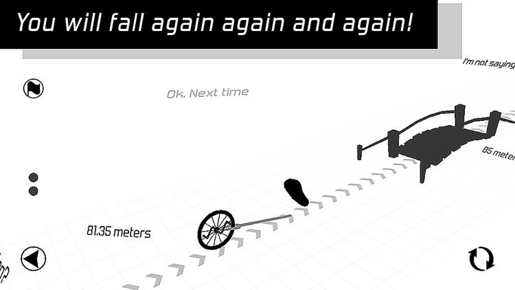 Unicycle Balance 3D