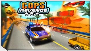 復讐COPS - 高速道路でパトカーの解体(破壊愛好家のためのゲーム)のおすすめ画像5