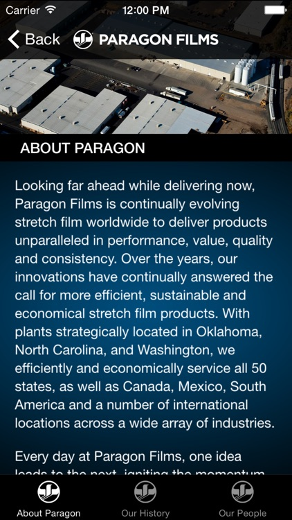 Paragon Films screenshot-1