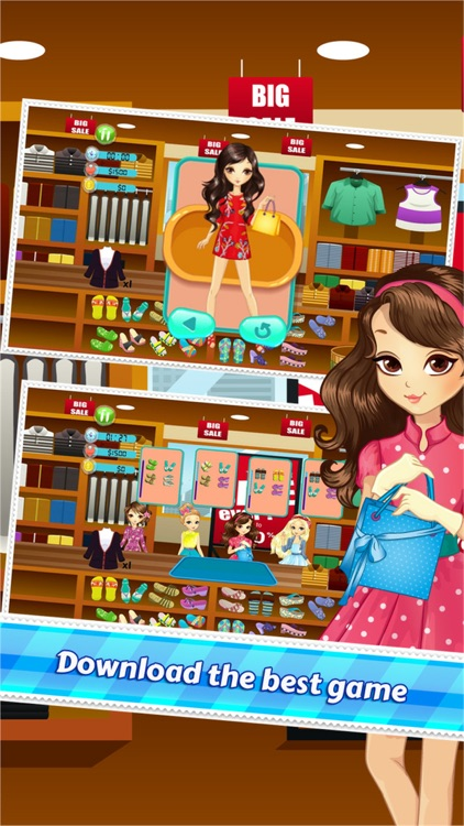 Girl Fashion Shopping Mall screenshot-4