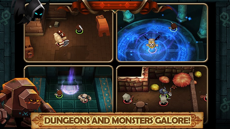 TinyLegends™ Heroes screenshot-3