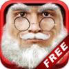 Santa ME! FREE - Easy to Christmas Yourself with Elf, Ruldolph, Scrooge, St Nick, Mrs. Claus Face Effects!