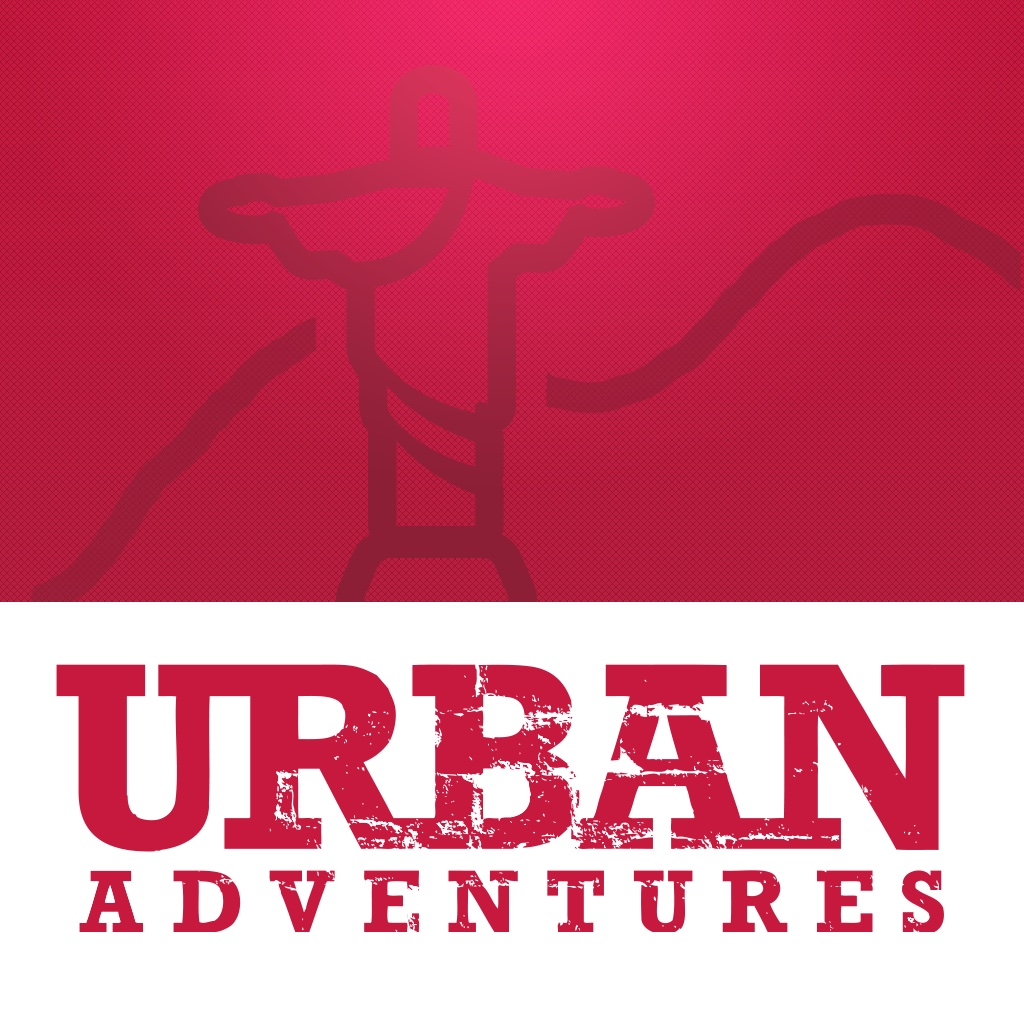 Rio de Janeiro Urban Adventures - Travel Guide Treasure mApp